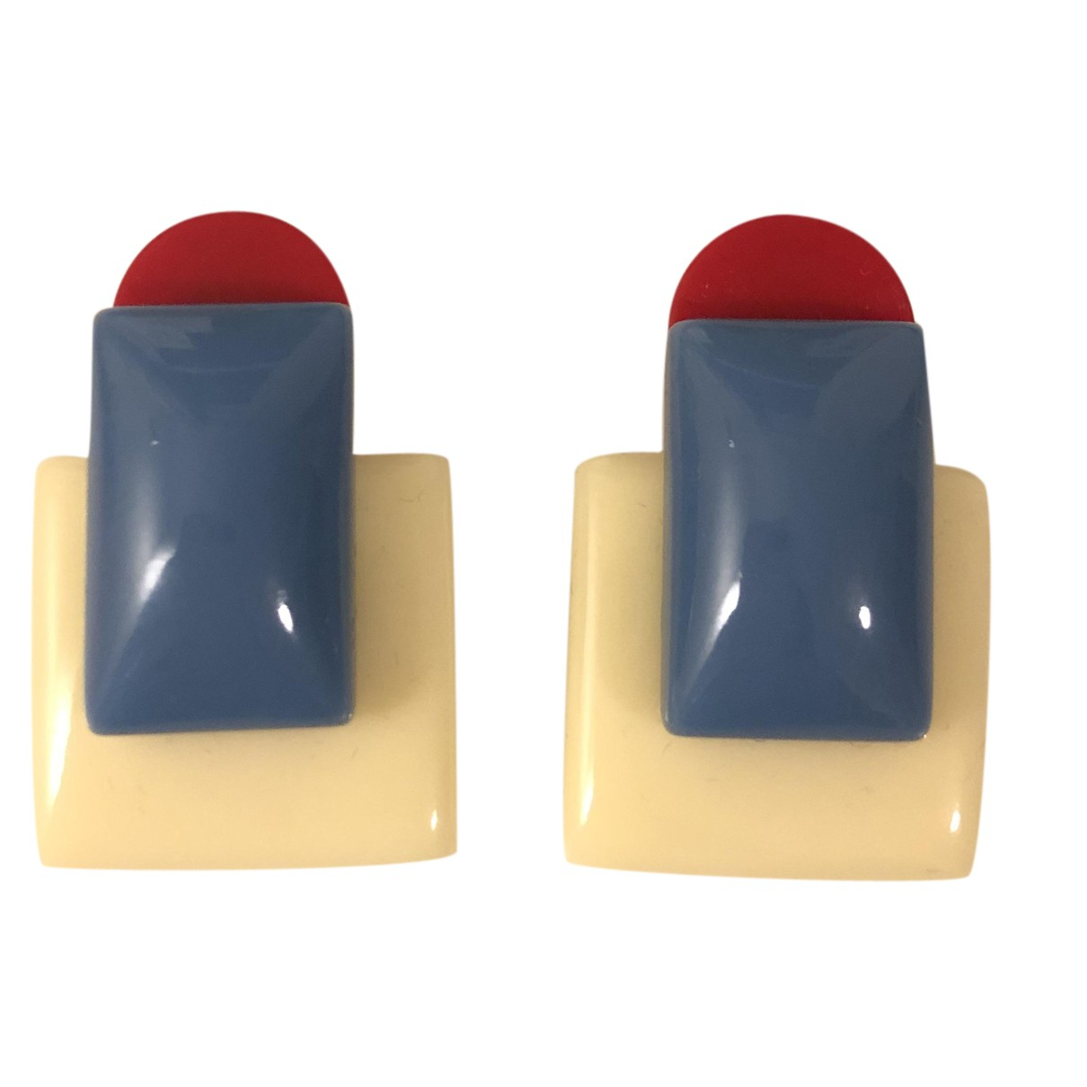 Autre Marque - Boucles doreilles   pour femme - multicolore