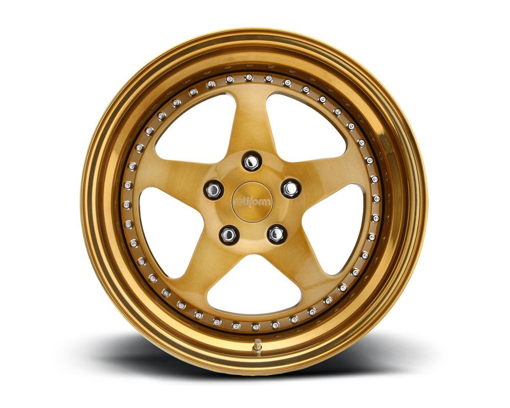 Rotiform ROC-3PCFORGED-DEEP ROC 3-Piece Forged Deep Concave Center Wheels