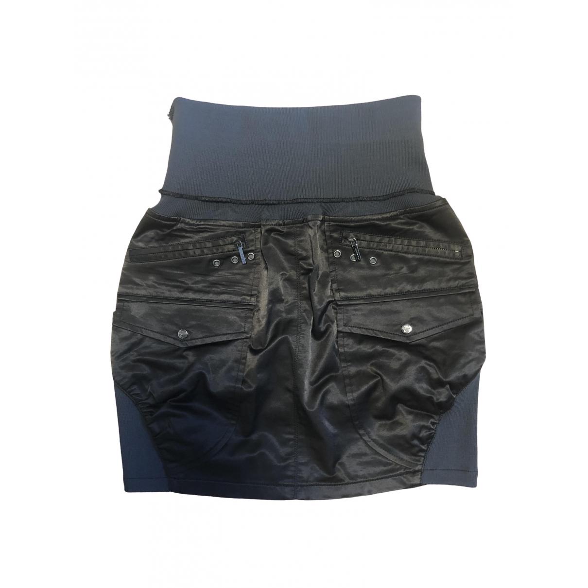 Versace Jeans \N Rocke in  Grau Synthetik