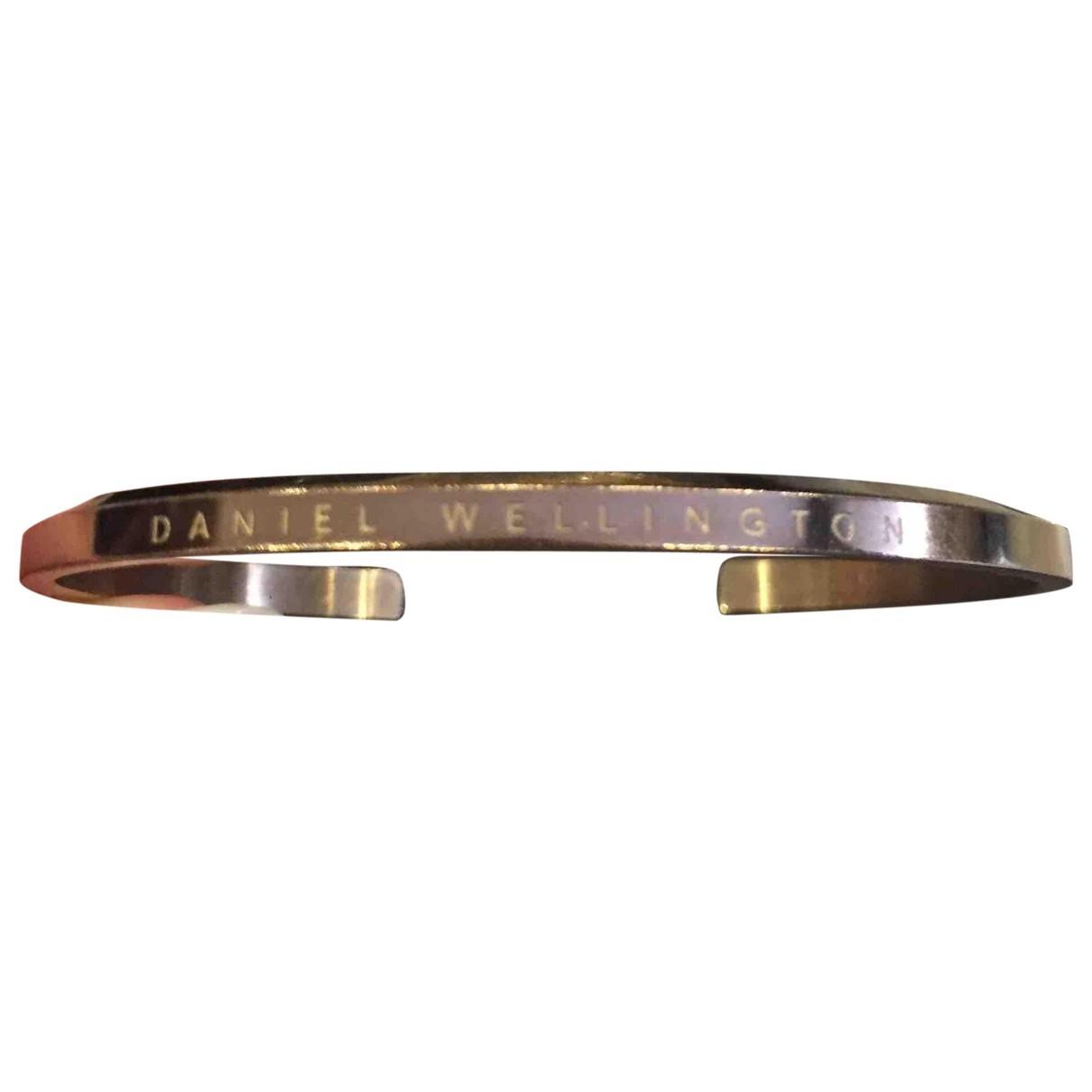Daniel Wellington \N Pink Steel bracelet for Women \N