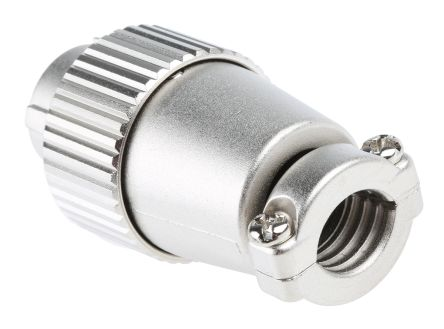 Hirose Connector, 7 contacts Cable Mount Plug, Solder