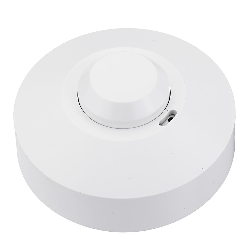 Microwave Radar Sensor Switch AC220-240V Ceiling Installation Stairs Distance Adjustable