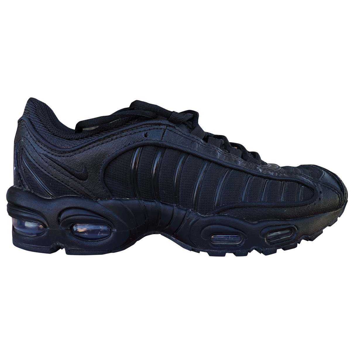 Nike Air Max Tailwind IV Black Cloth Trainers for Men 41 EU