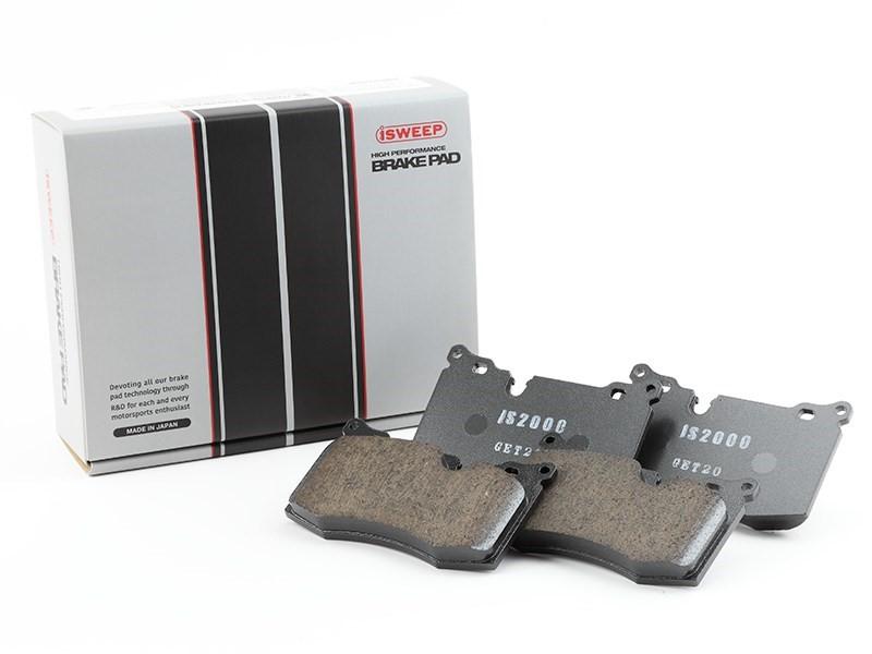 Neuspeed IS3000-R865 Brake Pads Front Mini (R55-R59) JCW