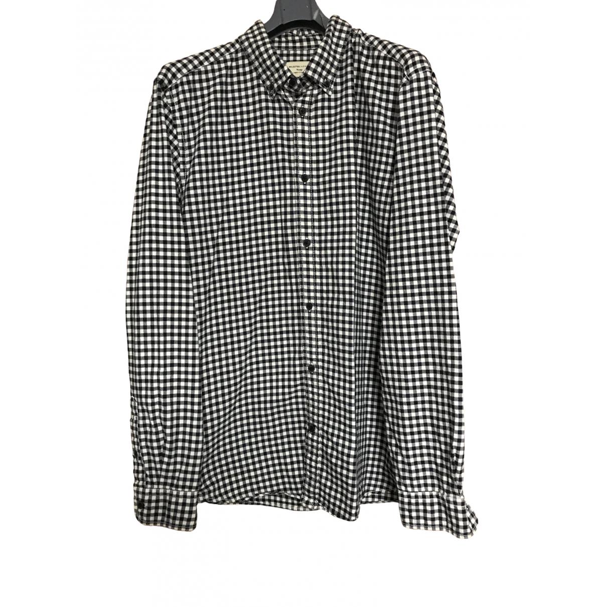 Selected - Chemises   pour homme en coton - bleu