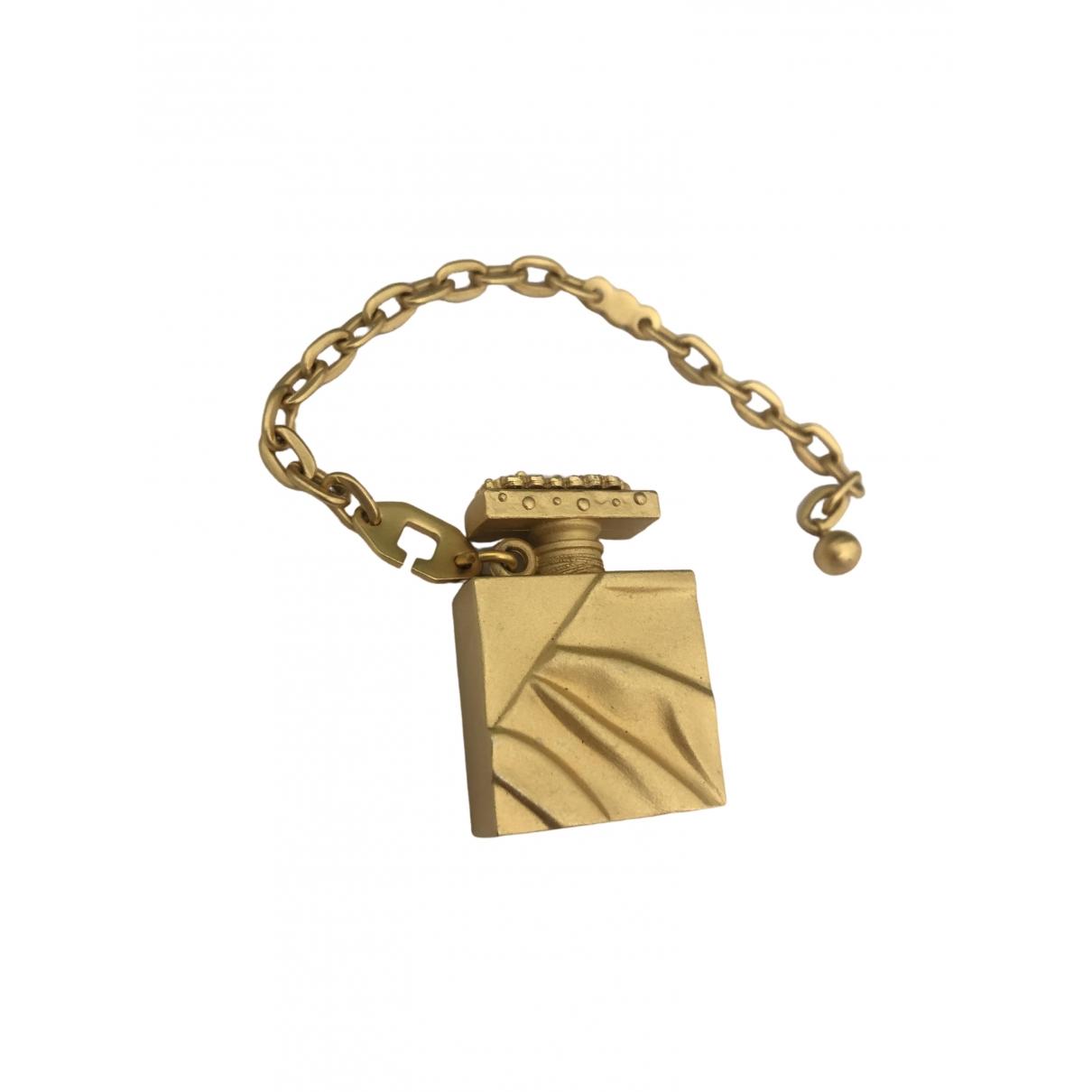 Balenciaga \N Taschenschmuck in  Gold Metall