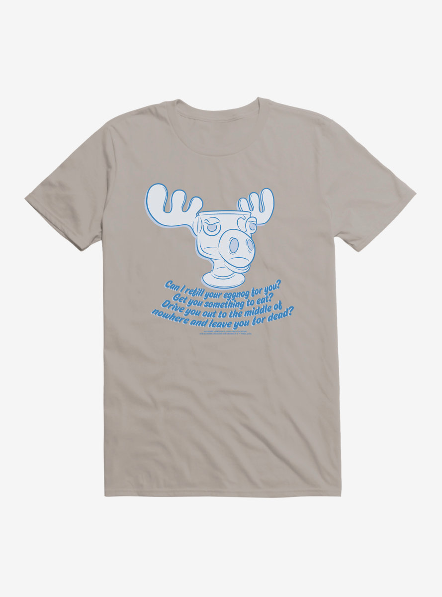 National Lampoon's Christmas Vacation Eggnog T-Shirt