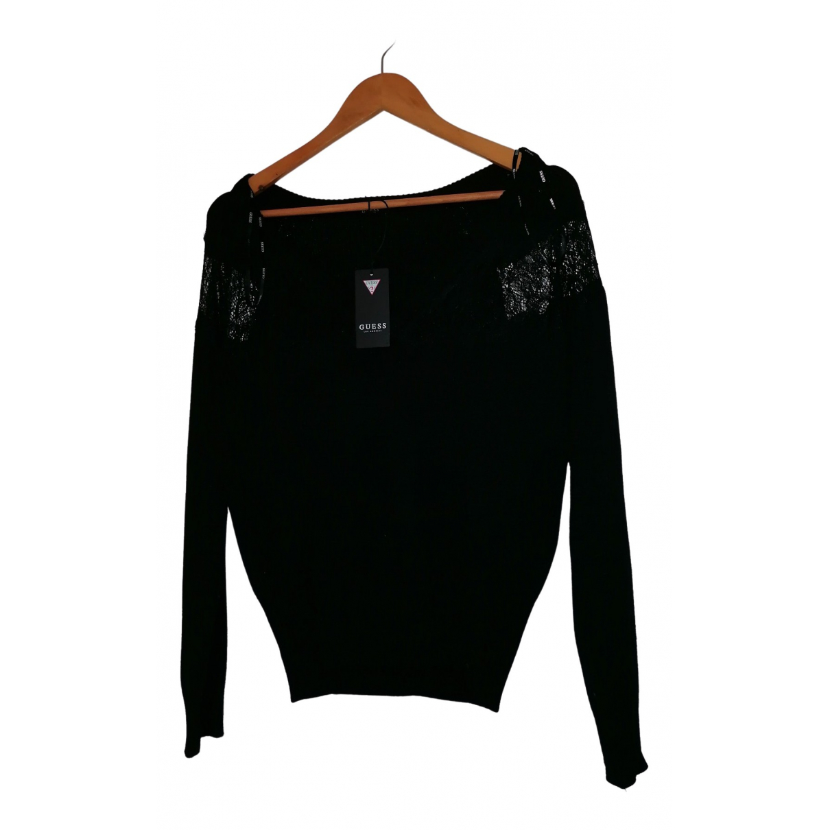 Guess \N Black Knitwear for Women 42 FR