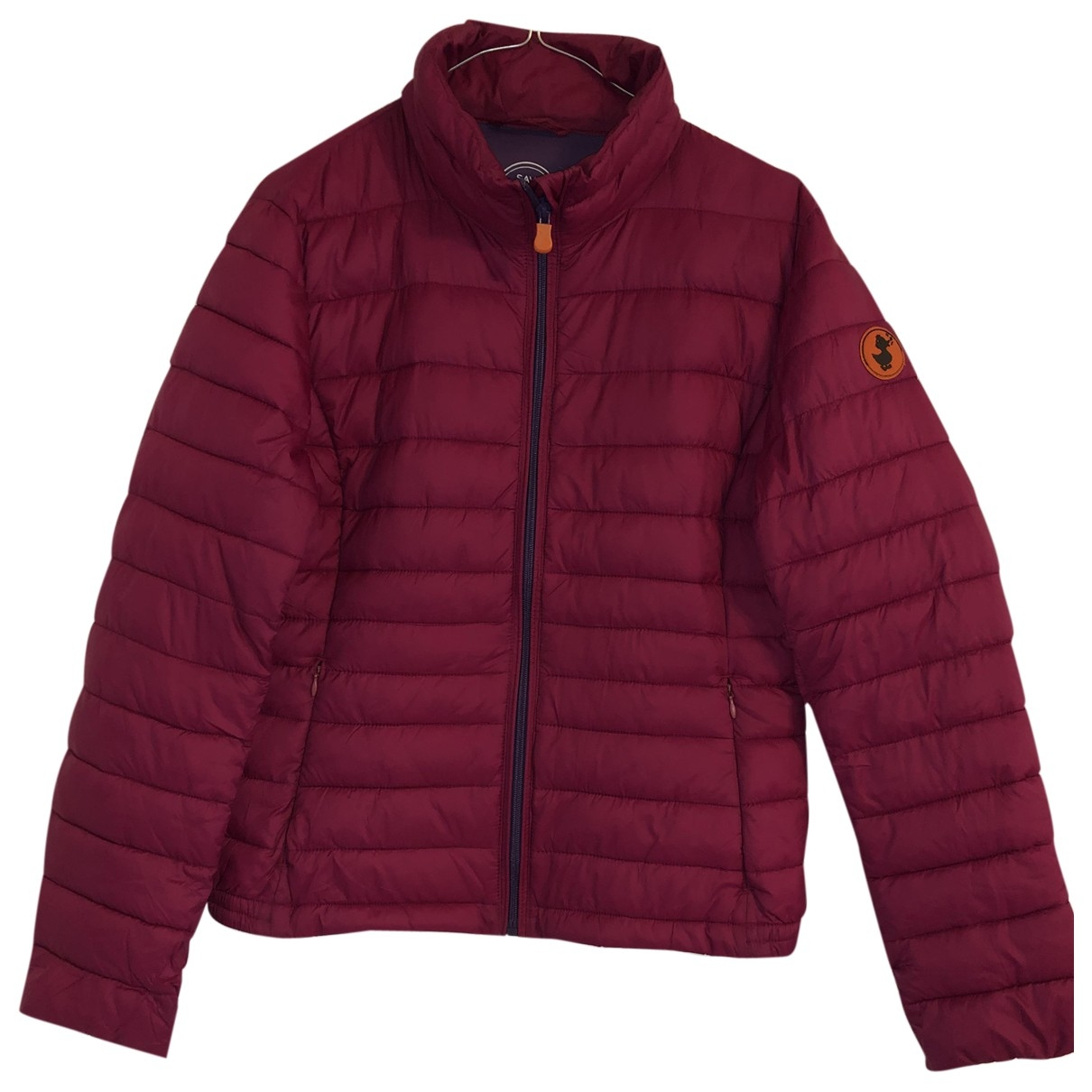 Save The Duck \N Jacke in  Lila Polyester