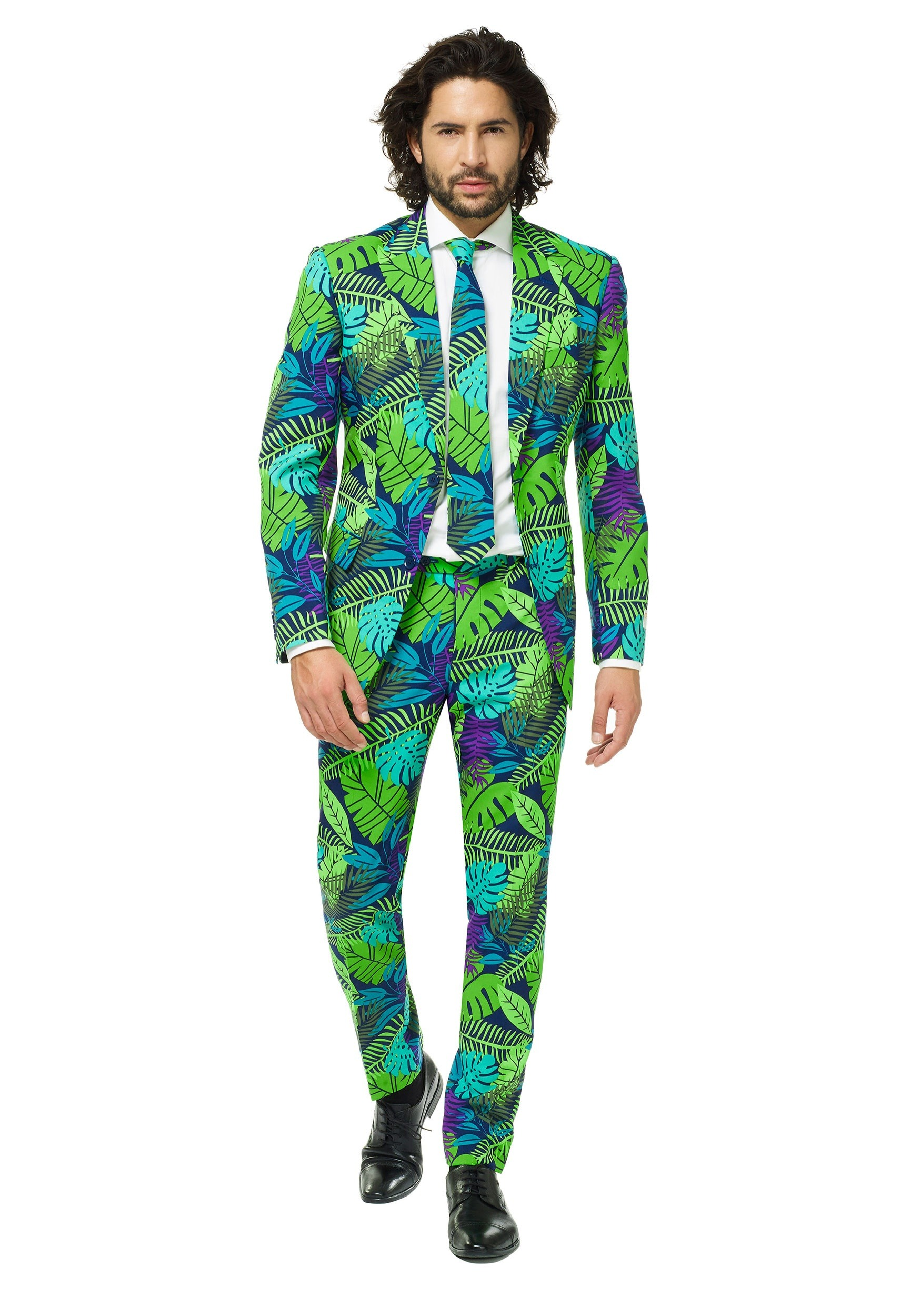 Opposuits Men's Juicy Jungle Suit Costume