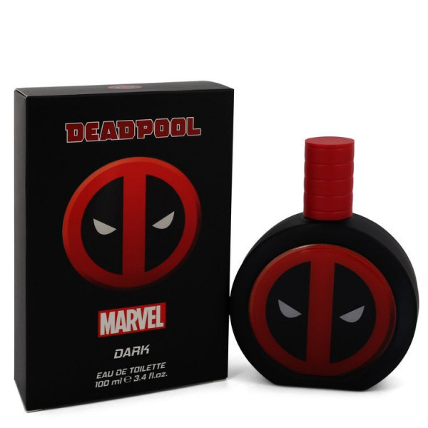 Deadpool Dark - Marvel Eau de toilette en espray 100 ml