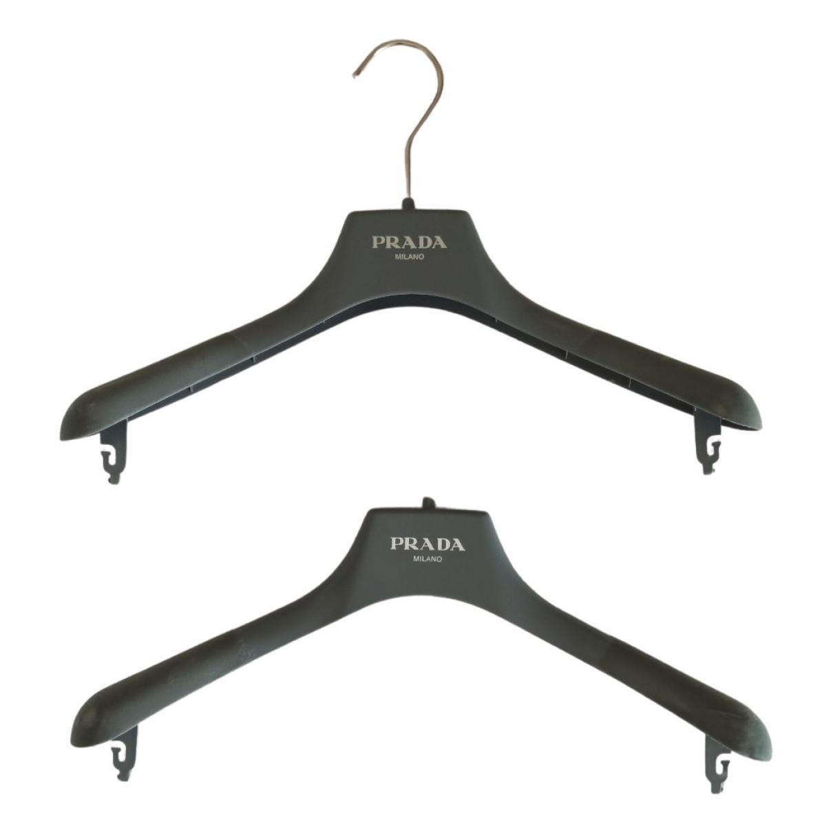 Prada - Objets & Deco   pour lifestyle en velours - gris