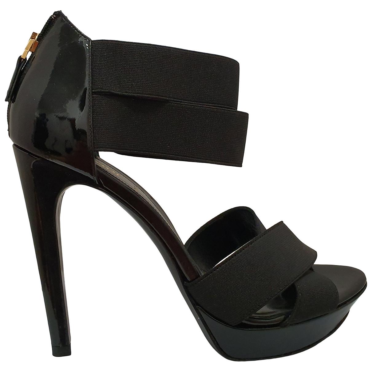 Sandalias de Lona Fendi