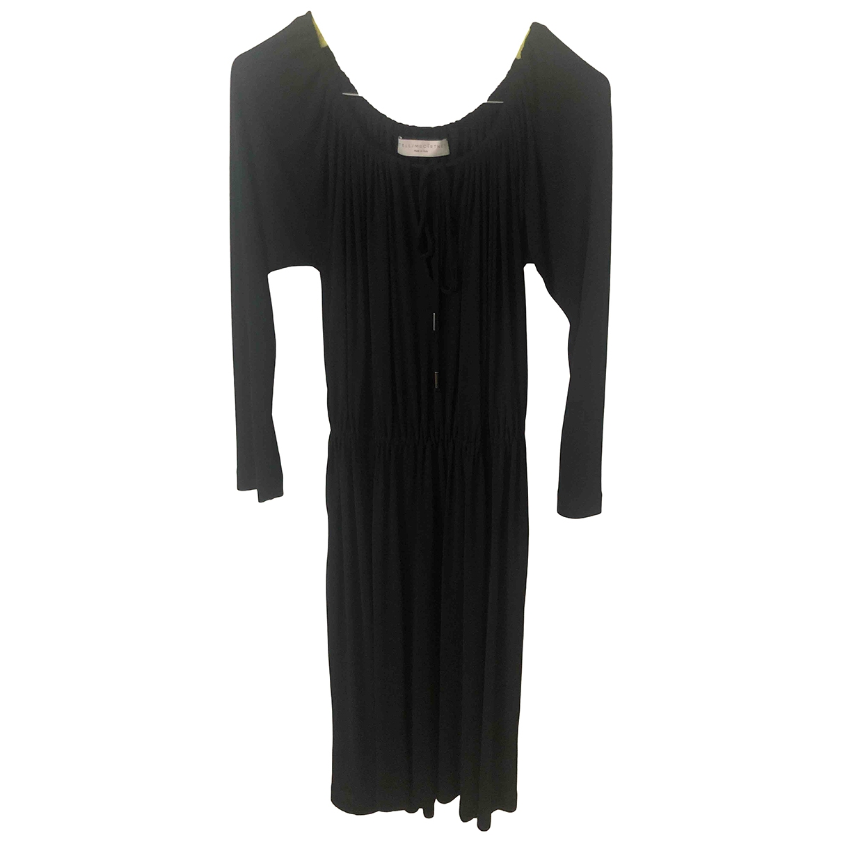 Stella Mccartney \N Black dress for Women 40 IT
