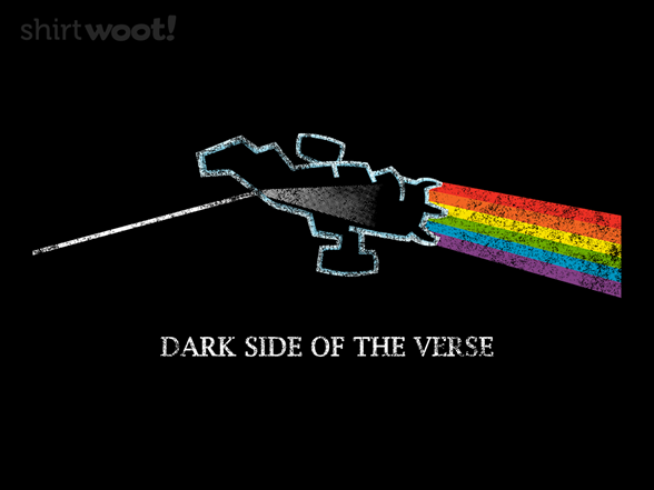 Dark Side Of The Verse T Shirt