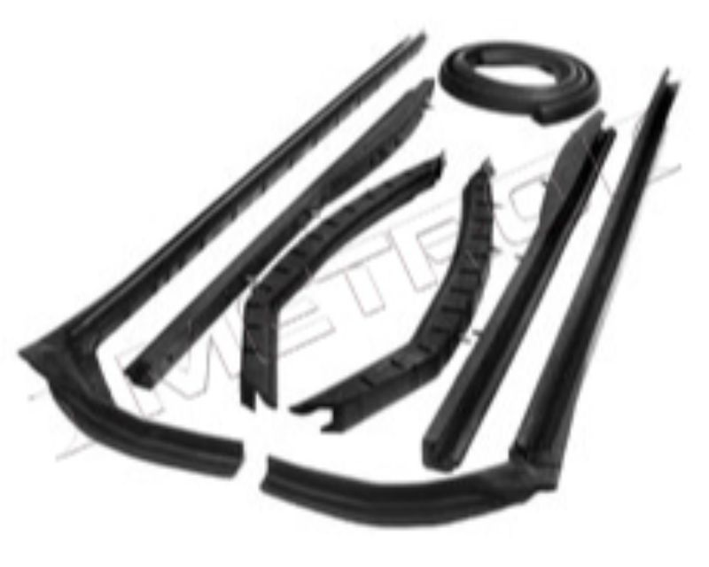 Metro Moulded RR 1702 Roof Rail Seal Buick Century 1957-1958 | Oldsmobile 1988