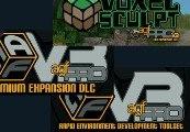 Axis Game Factorys AGFPRO + Voxel Sculpt + PREMIUM Bundle Steam CD Key