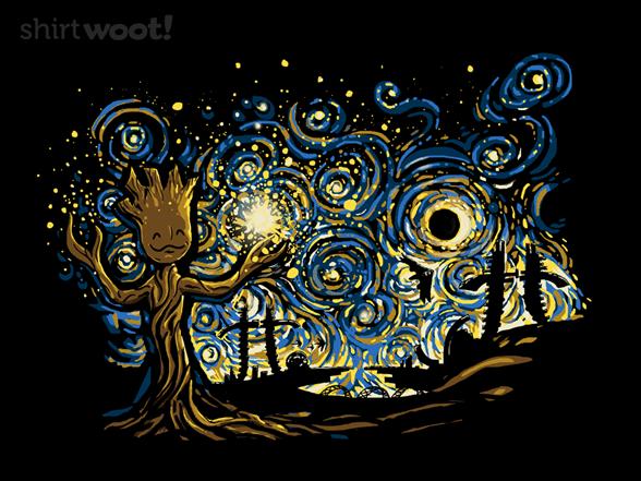 Vincent Van Groot T Shirt