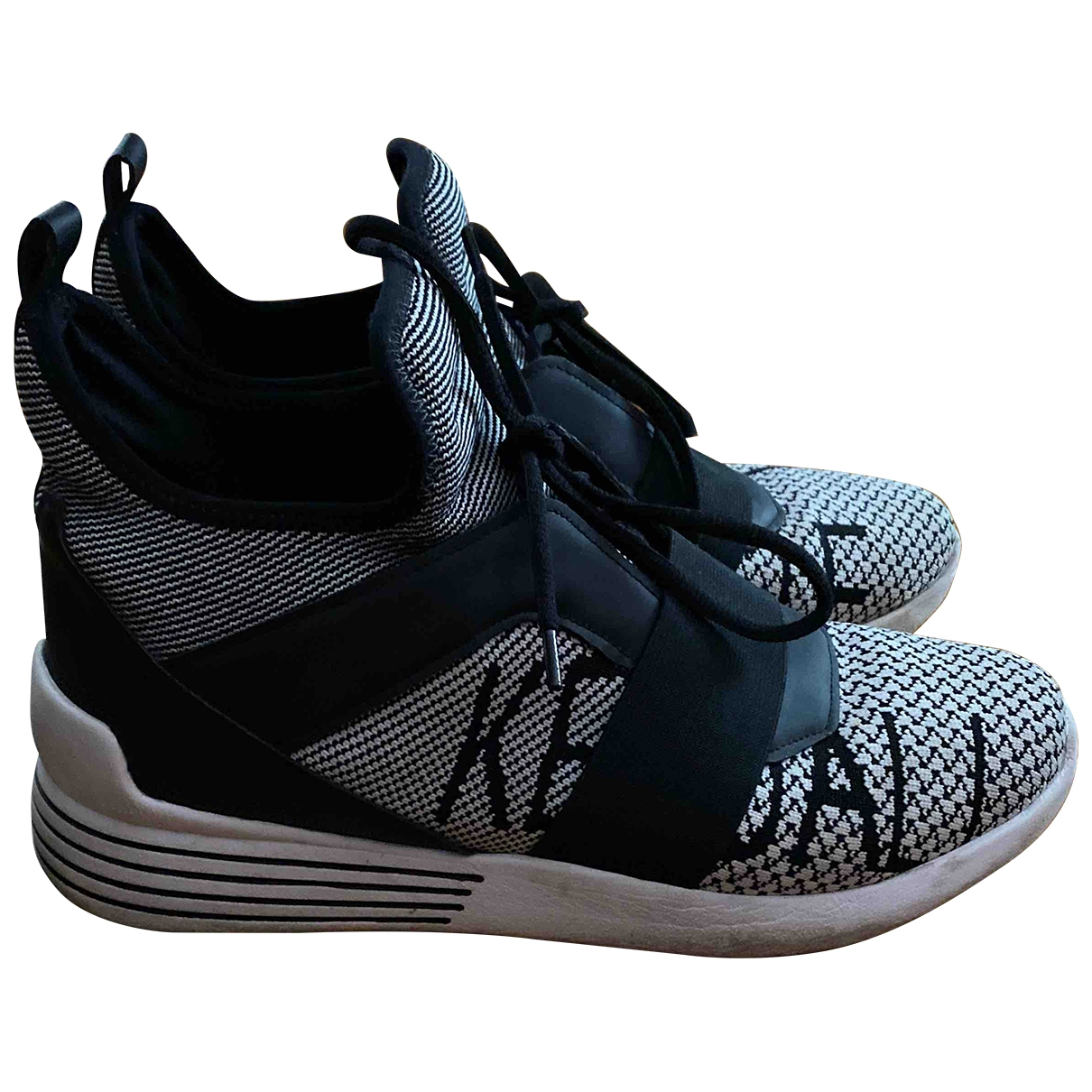 Kendall + Kylie \N Multicolour Cloth Trainers for Women 9.5 US