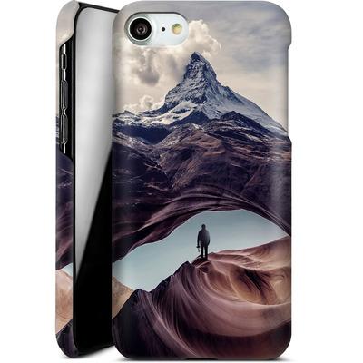 Apple iPhone 7 Smartphone Huelle - The Great Outdoors von Enkel Dika