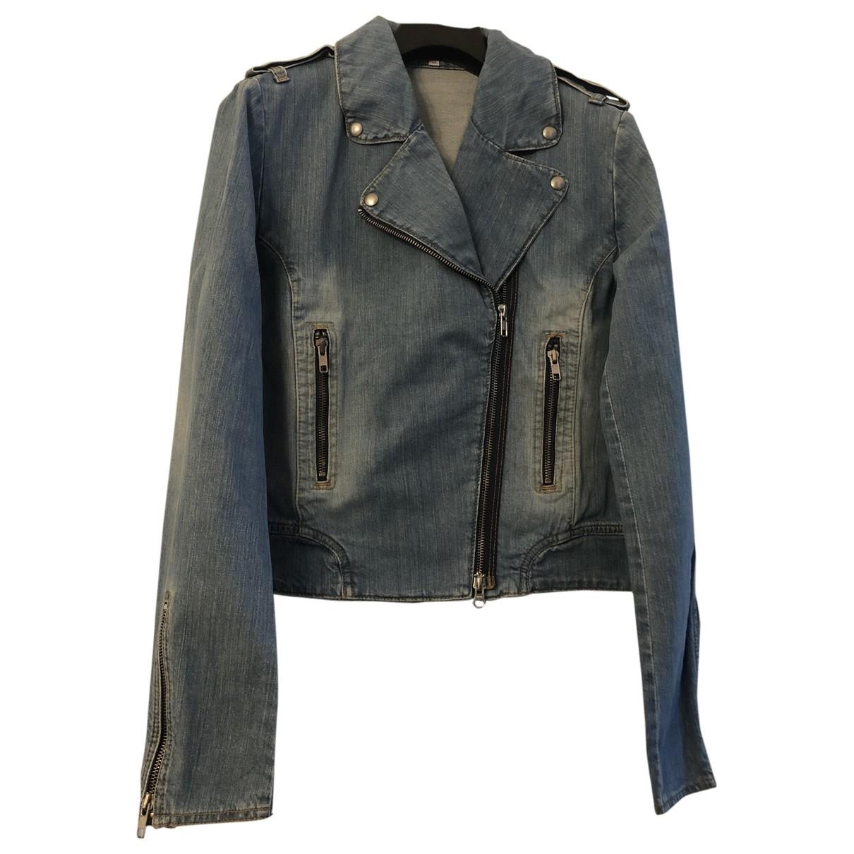 Paul & Joe Sister \N Blue Cotton jacket for Women 38 FR