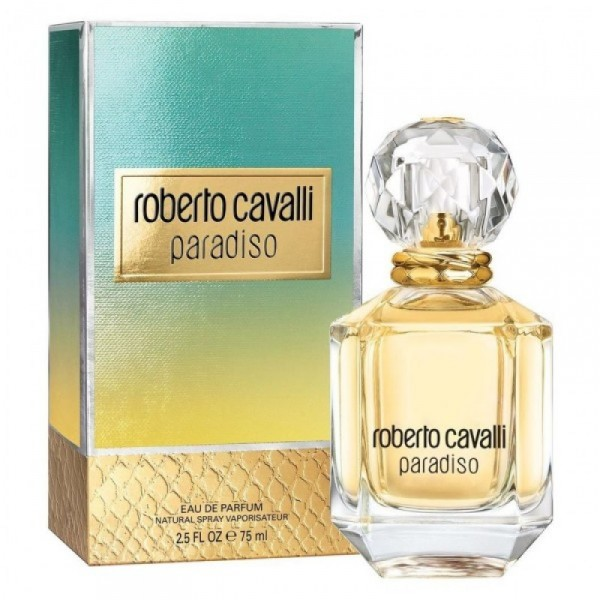 Paradiso - Roberto Cavalli Eau de Parfum Spray 75 ML