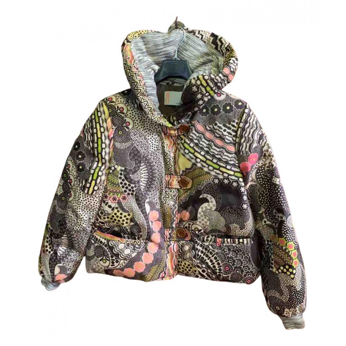 M Missoni N Multicolour coat for Women 44 IT