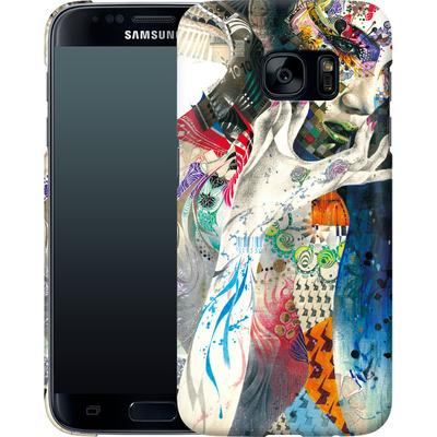 Samsung Galaxy S7 Smartphone Huelle - Indian von Minjae Lee