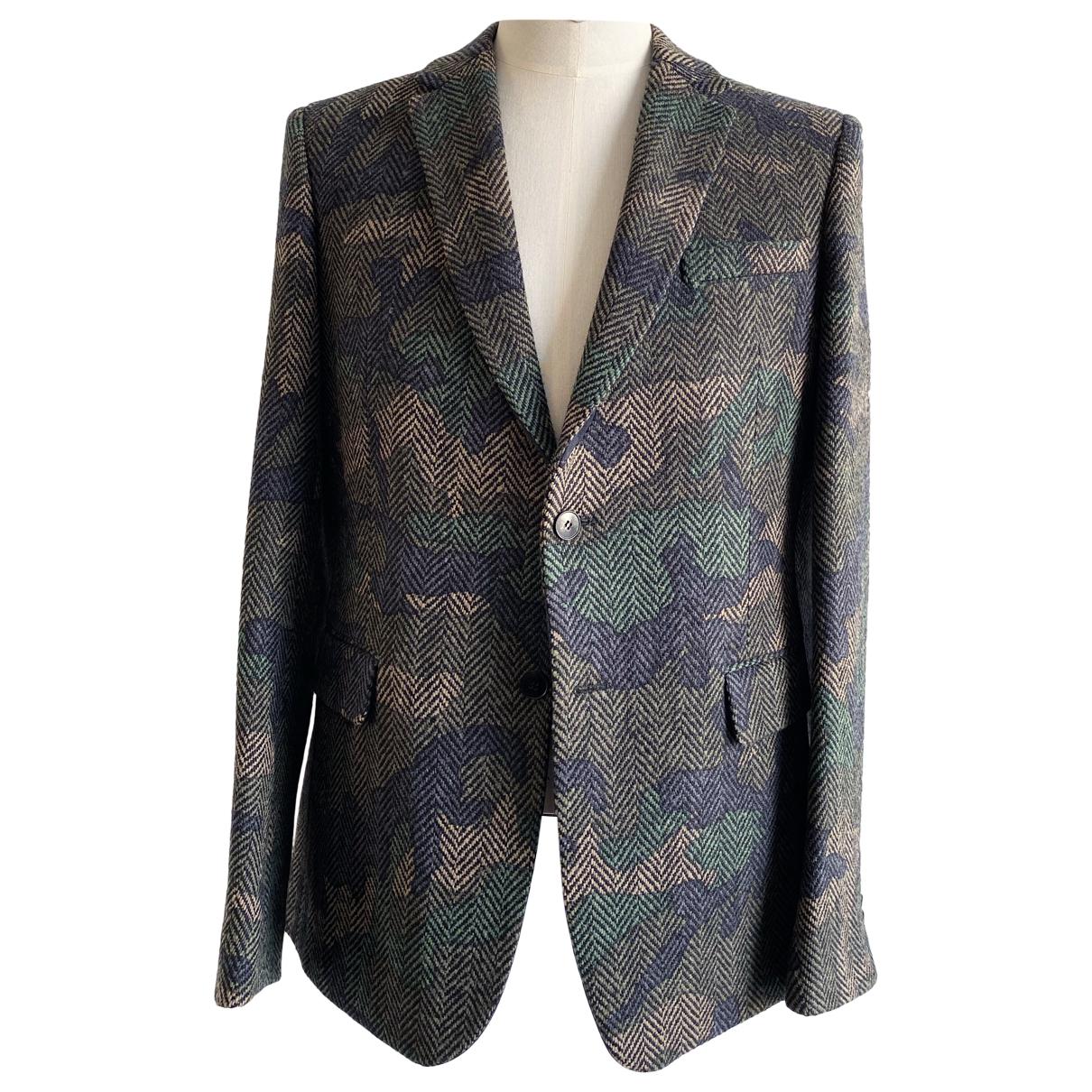 Valentino Garavani N Wool jacket  for Men 48 IT