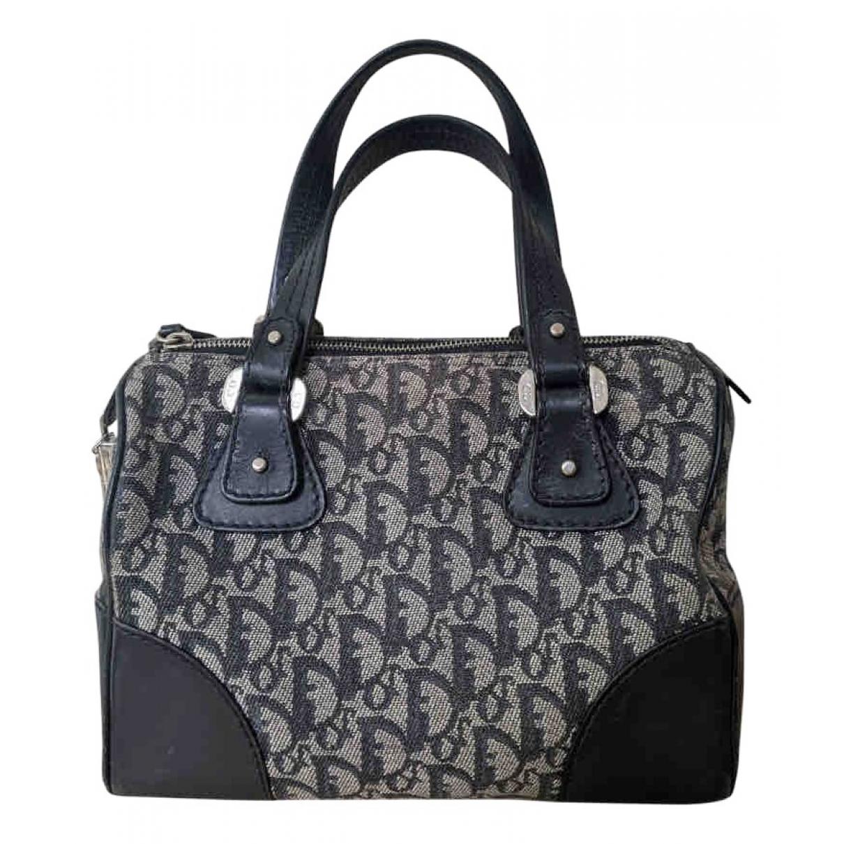 Dior Speedy Navy Cloth handbag for Women N