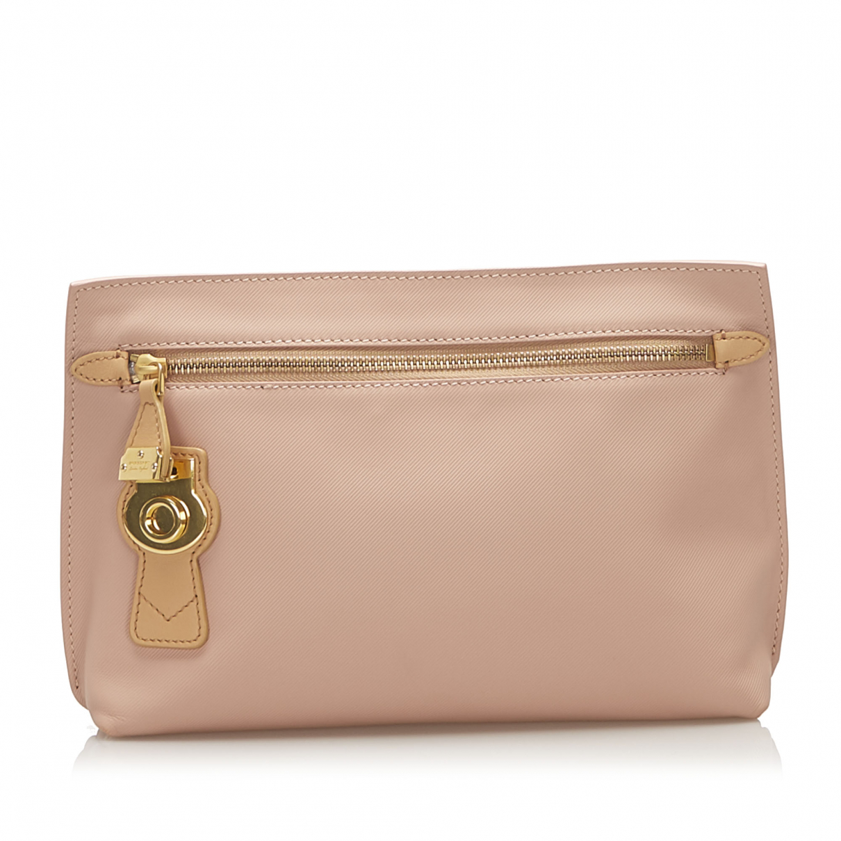 Burberry \N Pink Cloth Clutch bag for Women \N