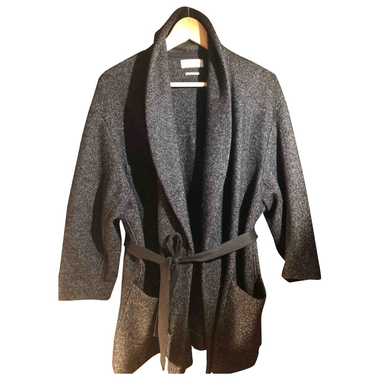Isabel Marant Etoile \N Maentel in  Grau Wolle