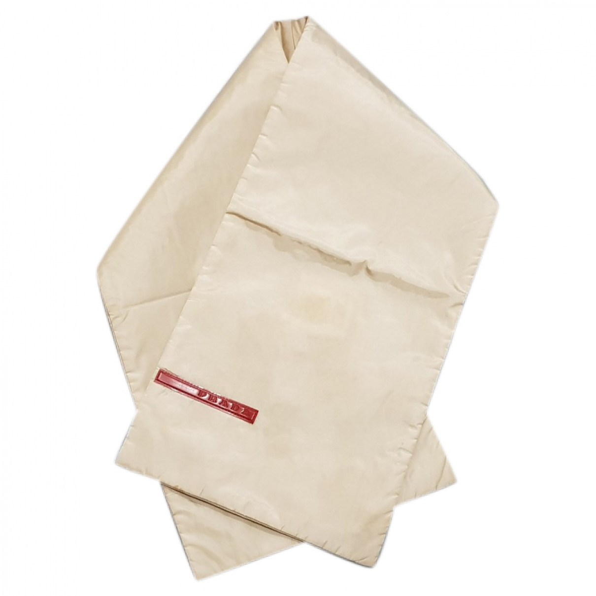 Prada \N Beige scarf for Women \N
