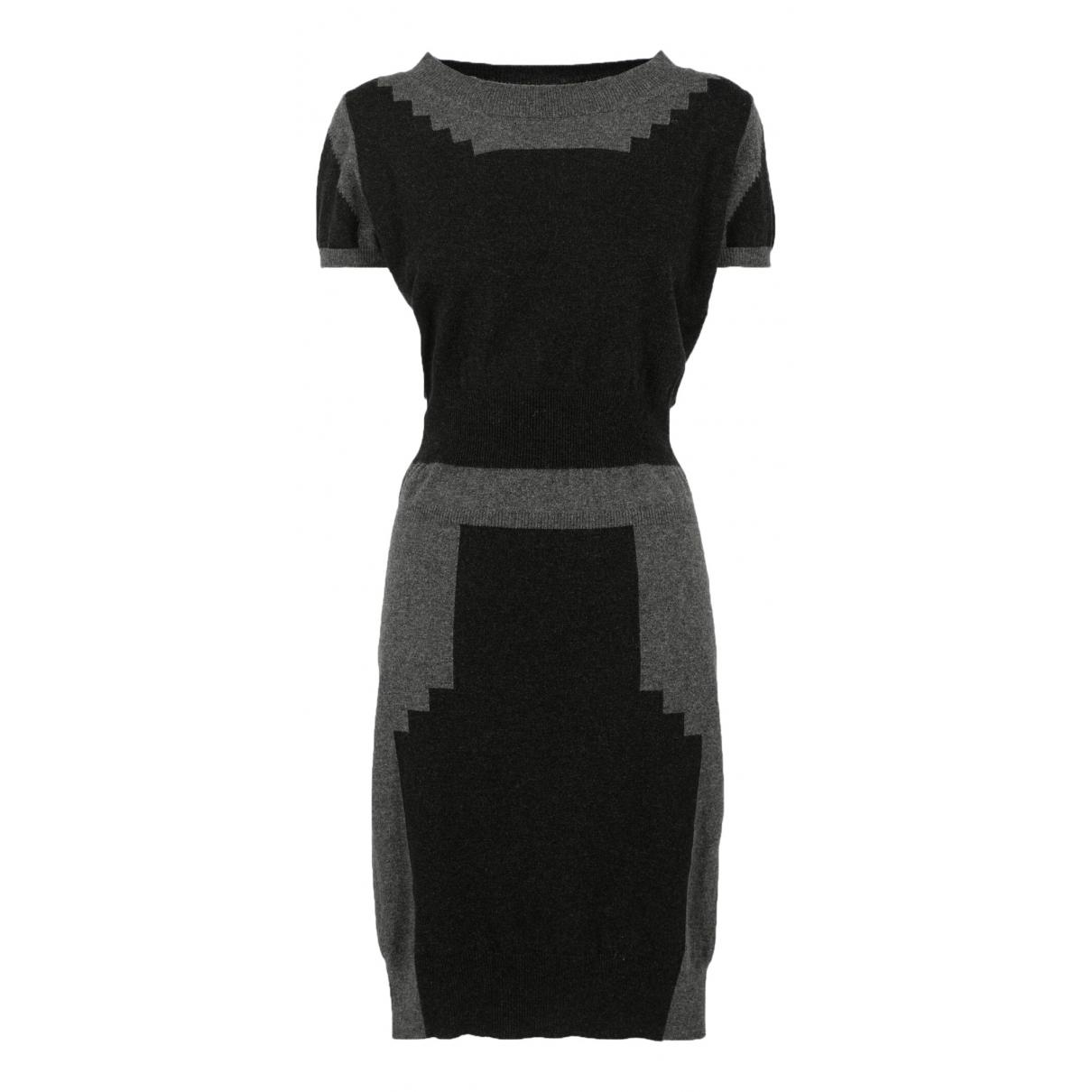 Vestido de Lana Saint Laurent