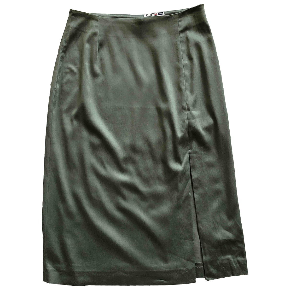 Non Signé / Unsigned \N Green skirt for Women 44 IT