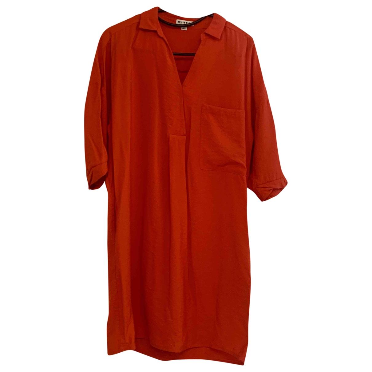 Whistles \N Red dress for Women S International