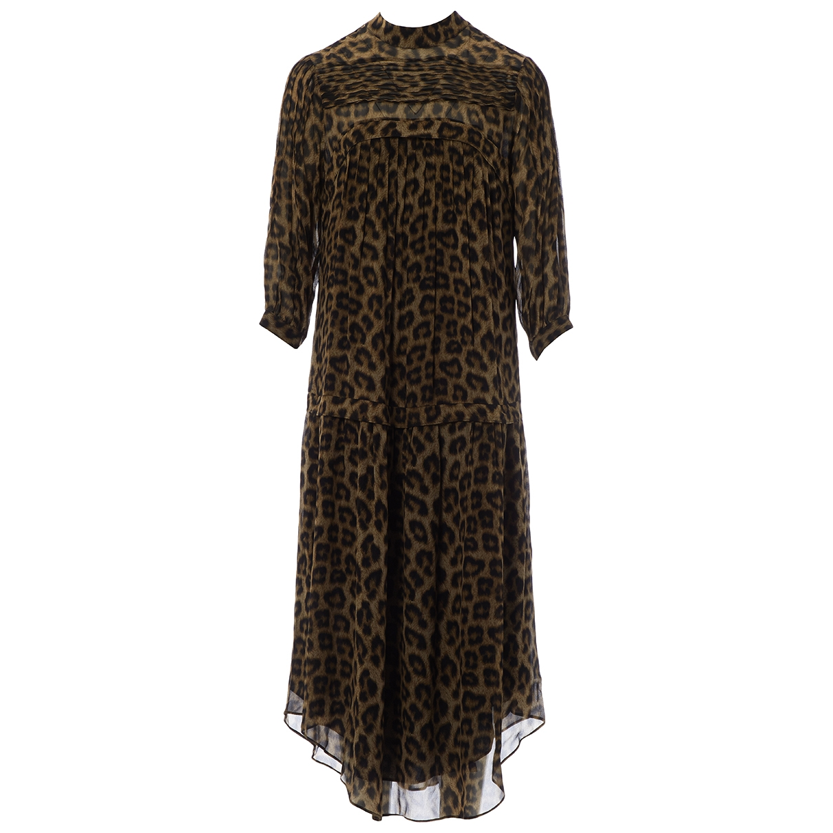 Ba&sh X Vestiaire Collective Fiona Brown dress for Women 1 0-5
