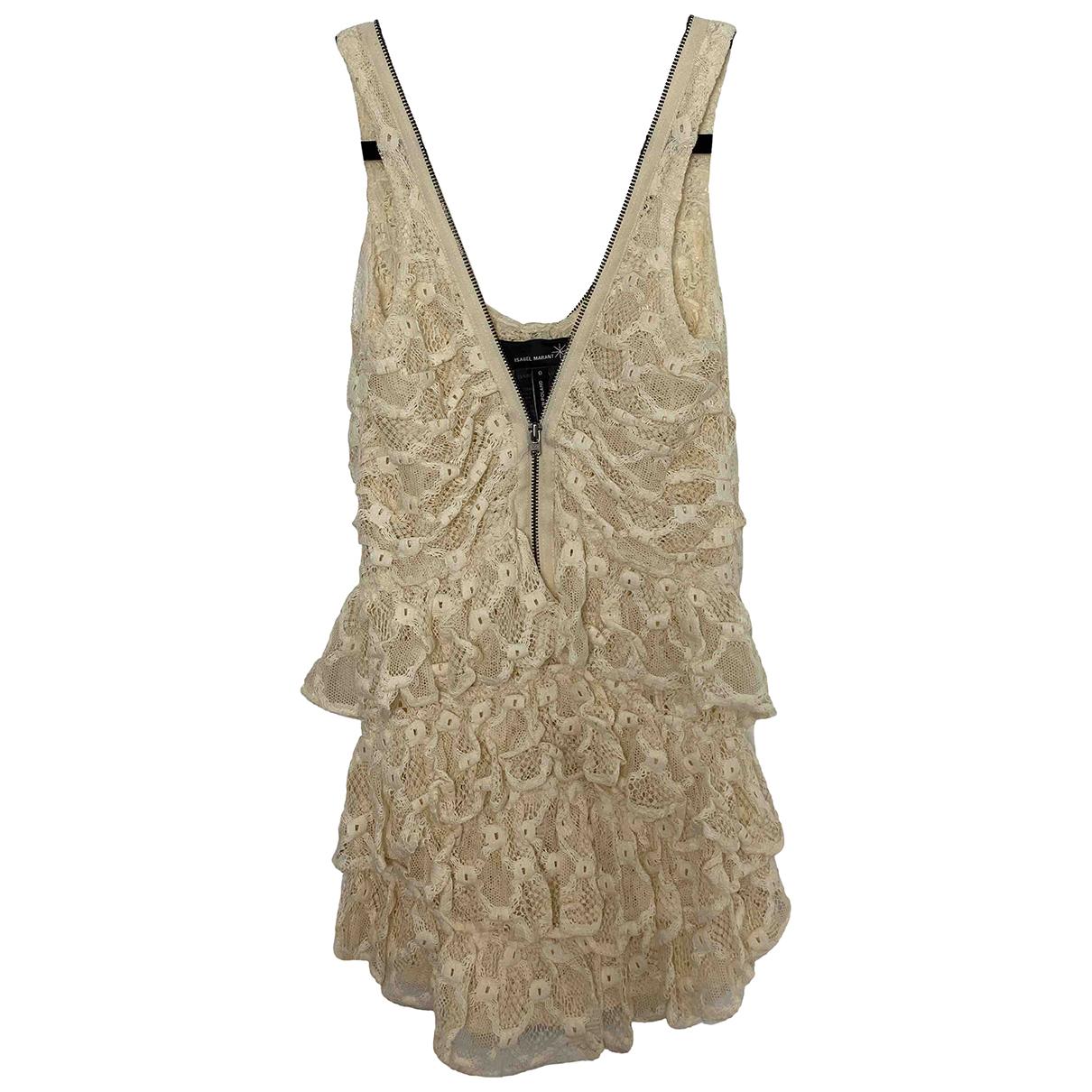 Isabel Marant - Top   pour femme en coton - blanc