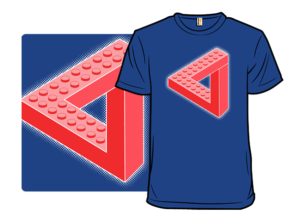 Lego, It's Impossible T Shirt