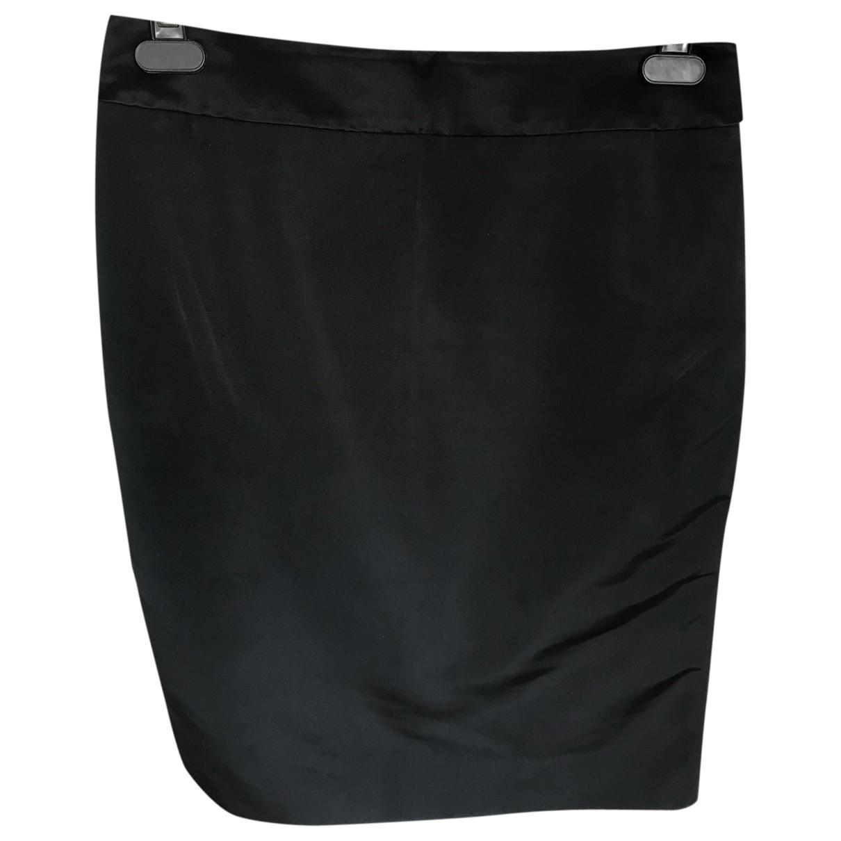 Armani Collezioni \N Black skirt for Women 42 IT