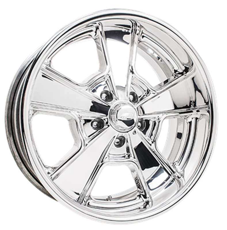Billet Specialties VSL71980Custom Knuckle Polished 19x8 Wheel