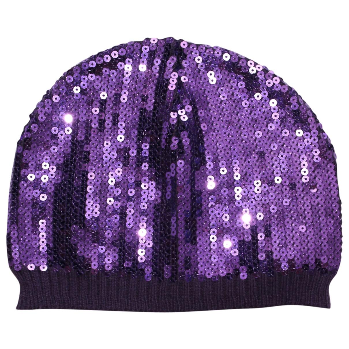 Sombrero de Con lentejuelas Non Signe / Unsigned