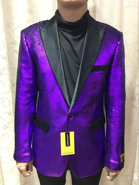 Alberto Nardoni SEQUINS-1 Purple Wholesale Price 95 20PC&UPMinimum 175