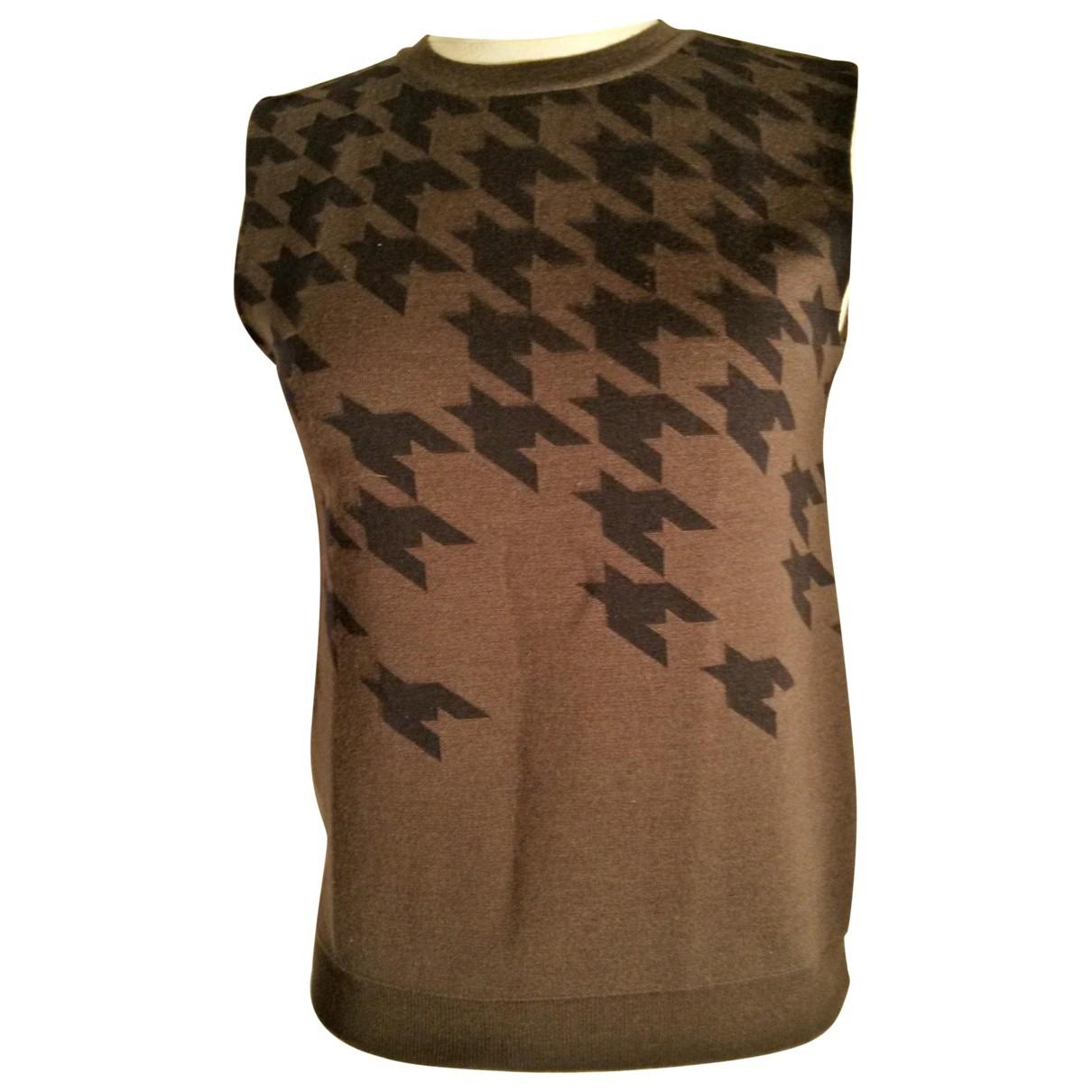 Dior N Wool  top for Women 38 FR