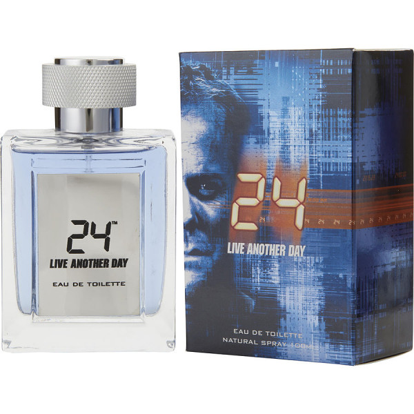 Scentstory - 24 Live Another Day : Eau de Toilette Spray 3.4 Oz / 100 ml