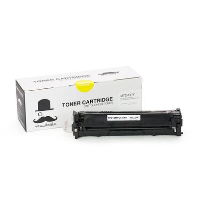 Canon 131Y 6269B001AA cartouche d'encre compatible jaune - Moustache®