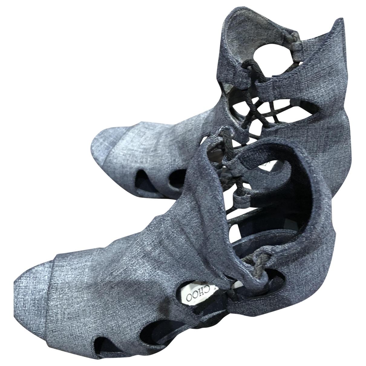 Botas  de Cuero Jimmy Choo