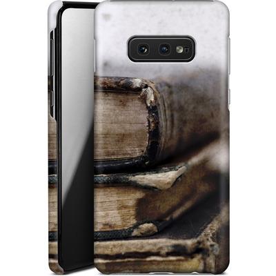 Samsung Galaxy S10e Smartphone Huelle - Ordnung Ist Das Halbe Wohnen von Marie-Luise Schmidt