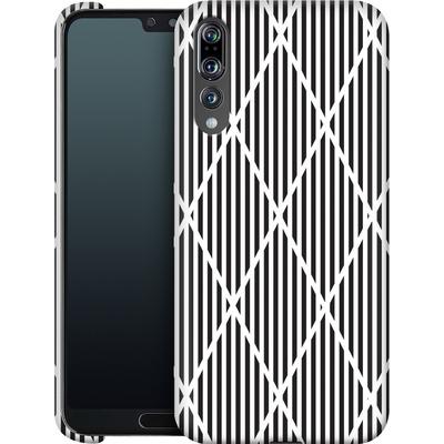 Huawei P20 Pro Smartphone Huelle - Black Diamonds von caseable Designs