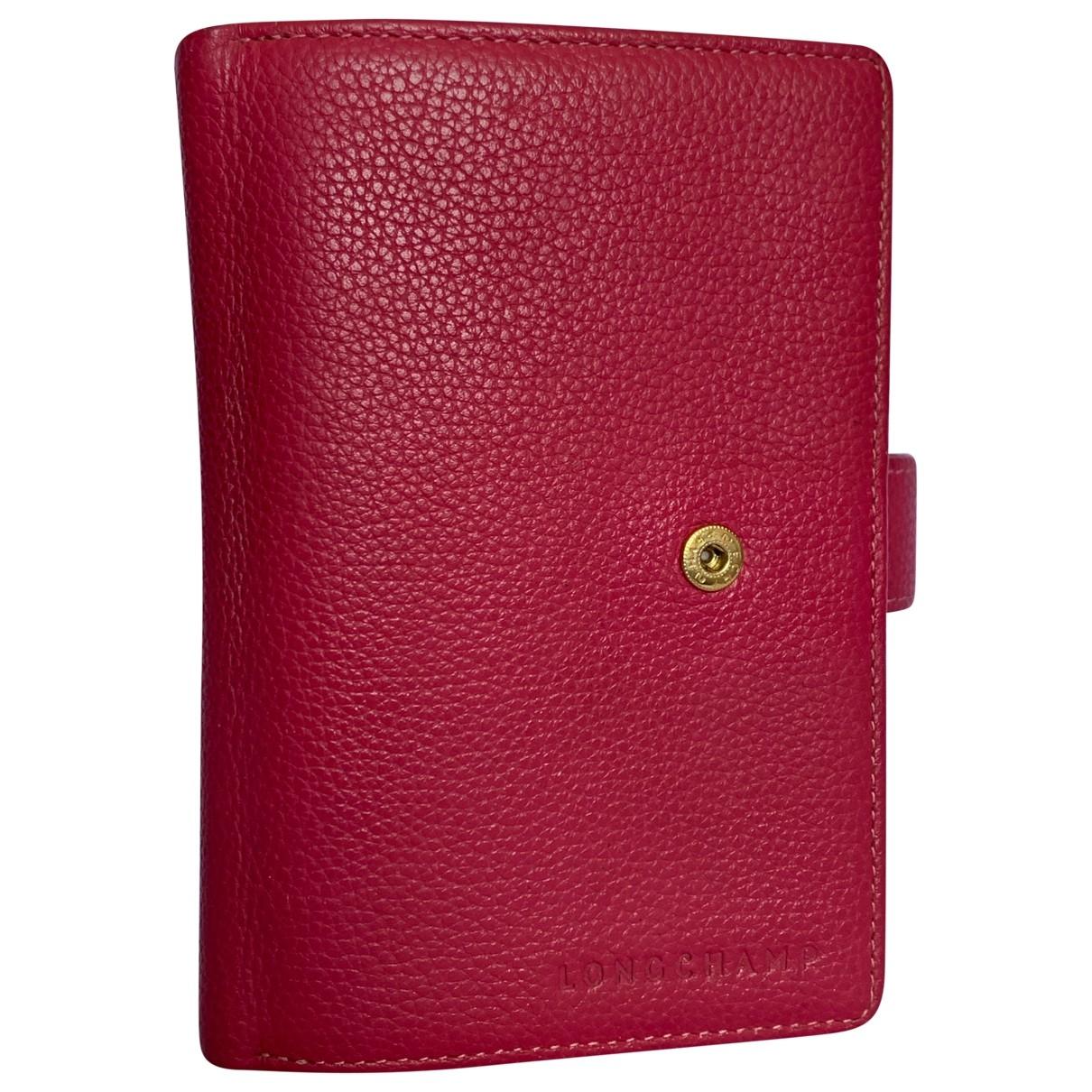 Longchamp - Objets & Deco   pour lifestyle en cuir - rose